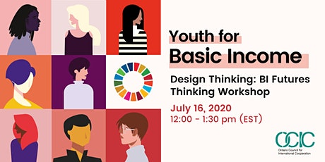 Youth for Basic Income: BI Futures Thinking Workshop tickets