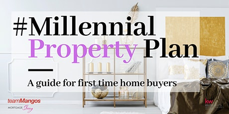 [WEBINAR] Millennials can own real estate too: Guide for first time buyers entradas