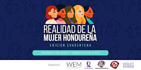 Realidad de la Mujer Hondureña: Edición Cuarentena entradas