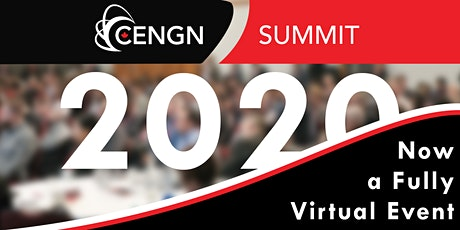 CENGN Summit 2020 - Now A Fully Virtual Event billets