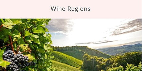 Wine Regions tickets