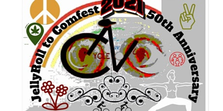 JellyRoll to Comfest 2021 - 5 bikeway miles - Columbus, OH tickets