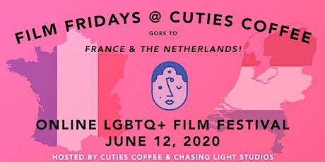 Film Fridays at Cuties Coffee tickets