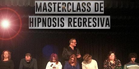 """Masterclass Online gratuita """"Aprende hipnosis regresiva"""" entradas"""