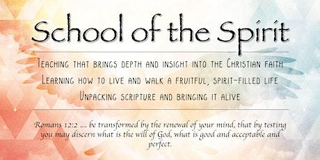 School of the Spirit - Module 62 billets