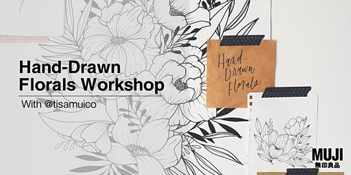 Hand-Drawn Florals