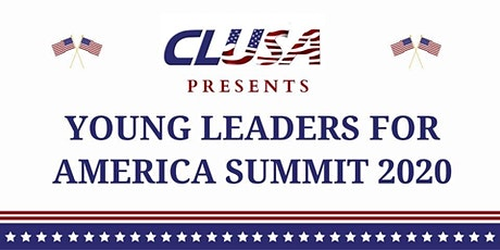 CLUSA Presents: Young Leaders for America: Summit 2020 - Leadership Webinar tickets