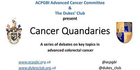 Cancer Quandries tickets