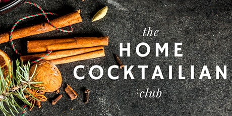 The Home Cocktailian Presents: Public & Private Cocktail Classes tickets