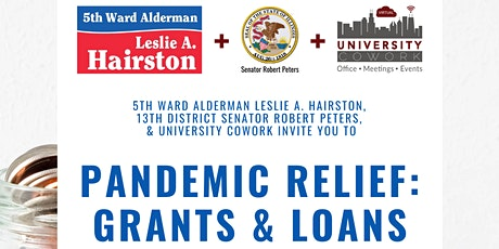 Pandemic Relief: Grants & Loans tickets