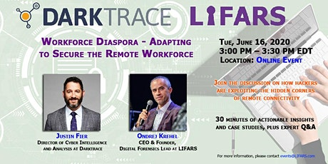 Workforce Diaspora – Adapting to Secure the Remote Workforce billets