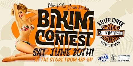 Miss Killer Creek H-D Bikini Contest tickets