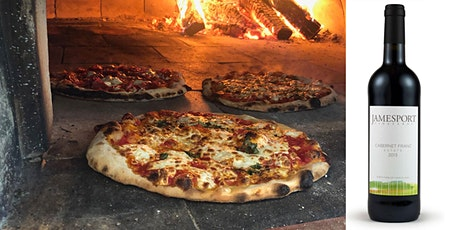 Virtual Wine + Pizza Tasting w/ Jamesport Vineyards tickets