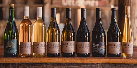 Producer Tasting: Belden Barns entradas