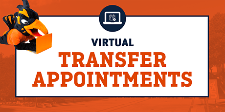 Virtual Transfer Appointments  tickets
