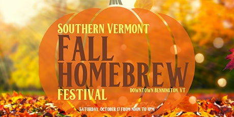 Fall HomeBrew Festival tickets