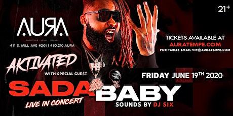 Sada Baby @ Aura Nightclub tickets