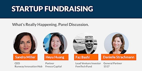 Startup Fundraising - What's Really Happening tickets