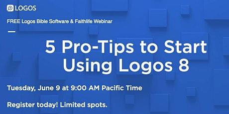 Learn 5 Tips to Use Logos Like a Pro tickets