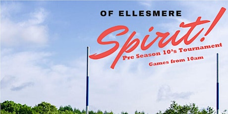 Spirit of Ellesmere tickets
