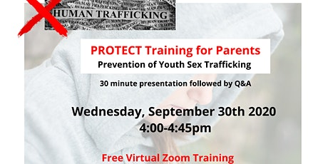 PROTECT Parent Training tickets