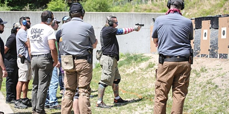Tuesday Workshop - Pistol Accuracy Skill Builder tickets
