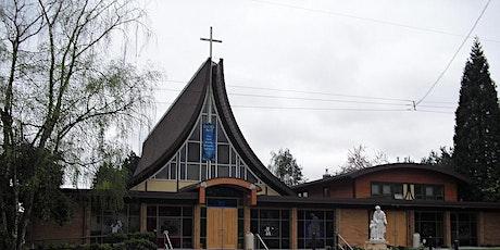 Saturday Mass at 5:00 PM tickets