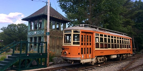 Seashore Trolley Museum Annual Meeting tickets