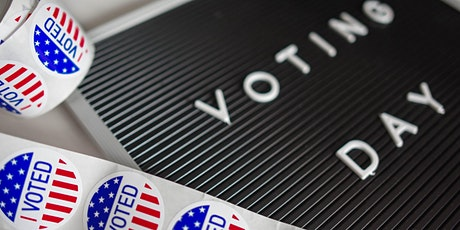 Reclaiming Our Voice Through Our Vote and the Census tickets