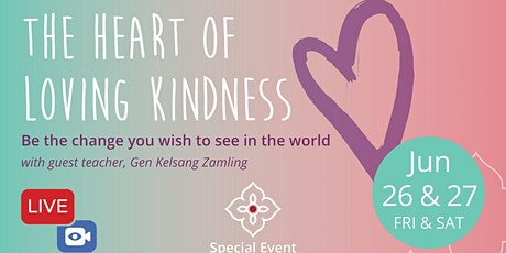 Heart of Loving Kindness tickets