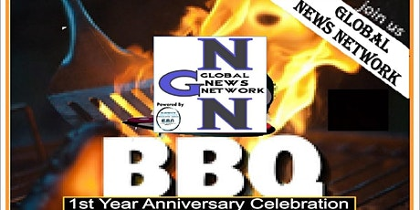 GLOBAL NEWS NETWORK 1ST ANNIVERSARY CELEBRATION tickets
