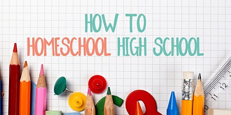 All About Homeschool High School tickets