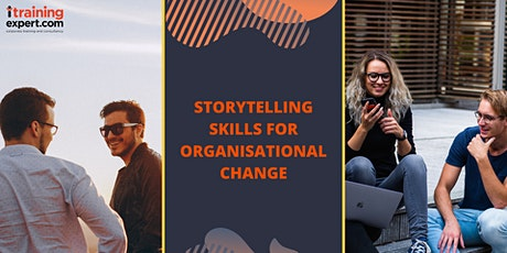 StoryTelling Skills for Organisational Change Tickets