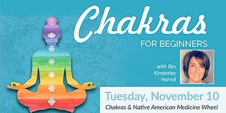 Native American Medicine Wheel and Your Chakras Mikala White Wolf tickets