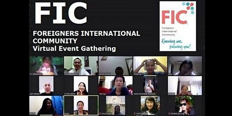 FIC virtual event gathering.June 12 tickets