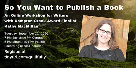 So You Want to Publish a Book tickets