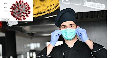 """""""FOOD HANDLER""""  Curso Para Un Retorno Seguro Al Trabajo Ante Covid-19 entradas"""