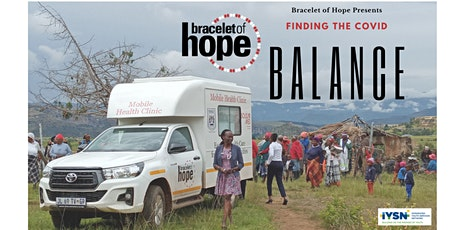 Bracelet of Hope Presents Finding the Covid Balance tickets