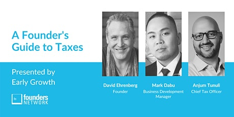 A Founder's Guide to Taxes tickets