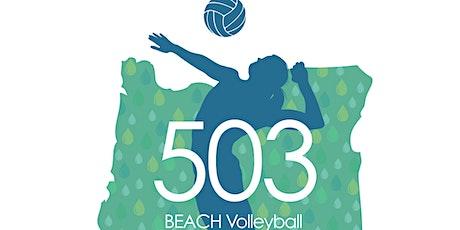 Men's and Women's B/BB Beach Tournament - June 14th tickets