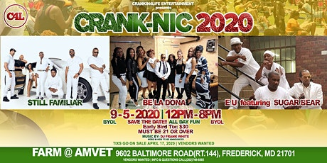 CRANKNIC-2020 tickets