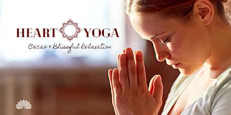 Heart Yoga: Cacao & Blissful Relaxation tickets