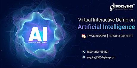 AI Free Demo | Virtual Interactive  Demo tickets