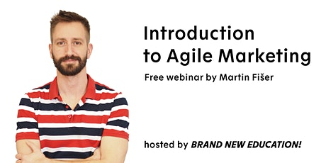 Introduction to Agile Marketing tickets