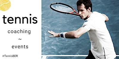 Tennis Coaching : Saturday : Indoor