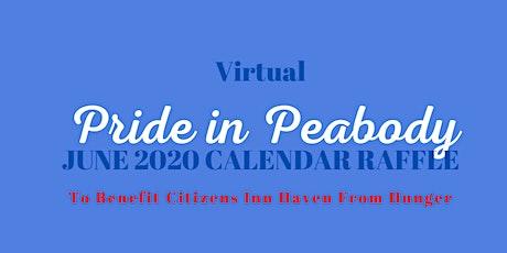 Virtual Peabody Pride Calendar tickets
