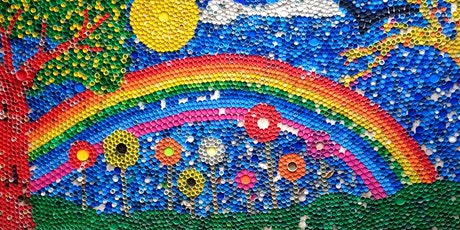 MSU Campus Clean-Up Project: Upcycled Bottle Cap Mosaic tickets