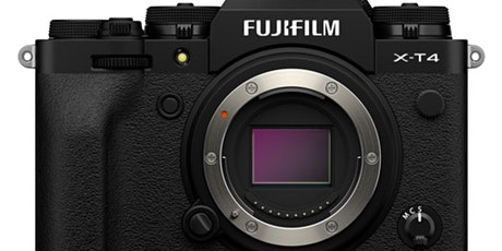 FXA Perth & Camera Electronics - X-T4 Touch & Try tickets