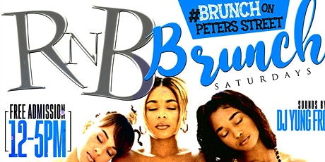 R&B BRUNCH AT ESCOBAR (FREE RESERVATIONS) tickets