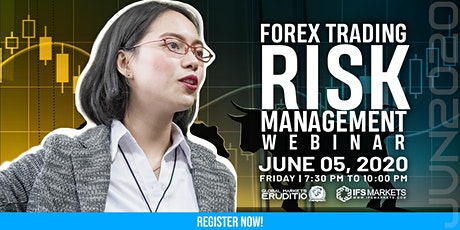 Free Webinar on Forex Trading Risk Management tickets